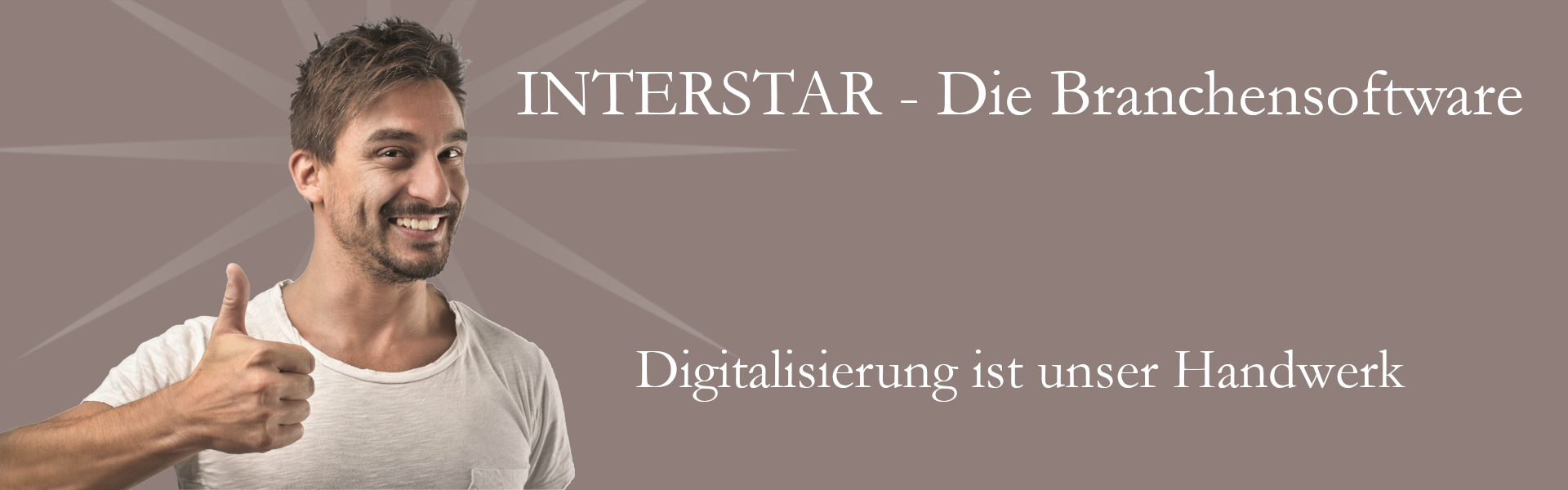 Interstar Banner